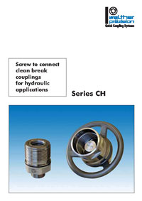 Series CH Couplings Catalog