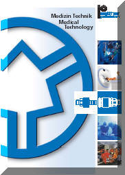 Medical Technology Catalog Cover