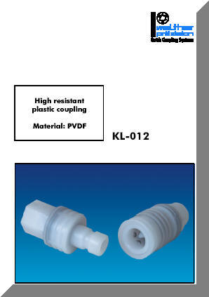Series KL-012 Catalog Cover