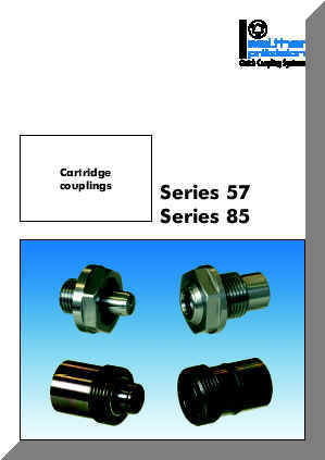 Series 57/85 Catalog Cover