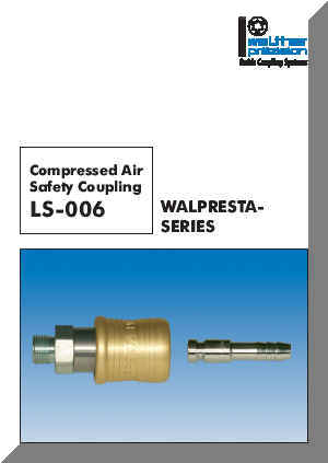 Series LS-006 Catalog Cover