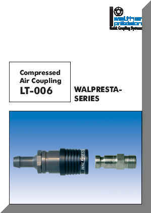 Series LT-006 Catalog Cover