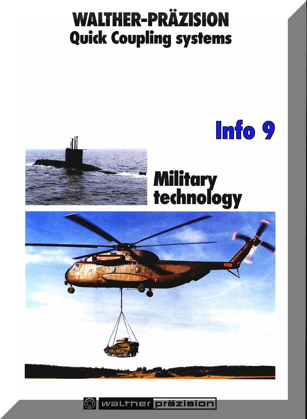 Military Technology Catalog Cover
