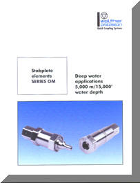 Series OM (Deep) Catalog Cover