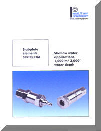 Series OM (Shallow) Catalog Cover