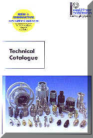 Standard Technology Catalog Cover