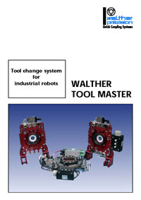 Walther Tool Master Catalog